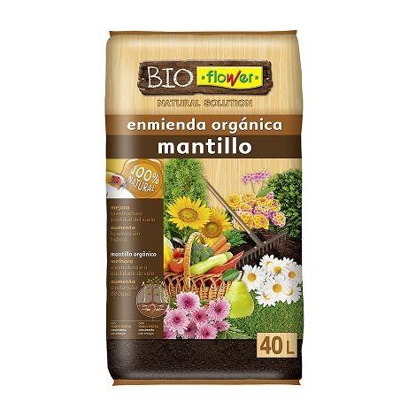 Substrato Mantillo Orgánico FLOWER - 40 L