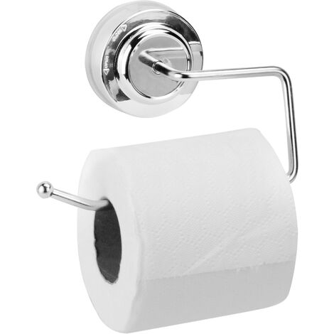 Suction Cup Toilet Paper Roll Holder | M&W