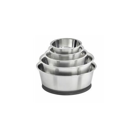 Suction Steel Bowl 17cm - 631072