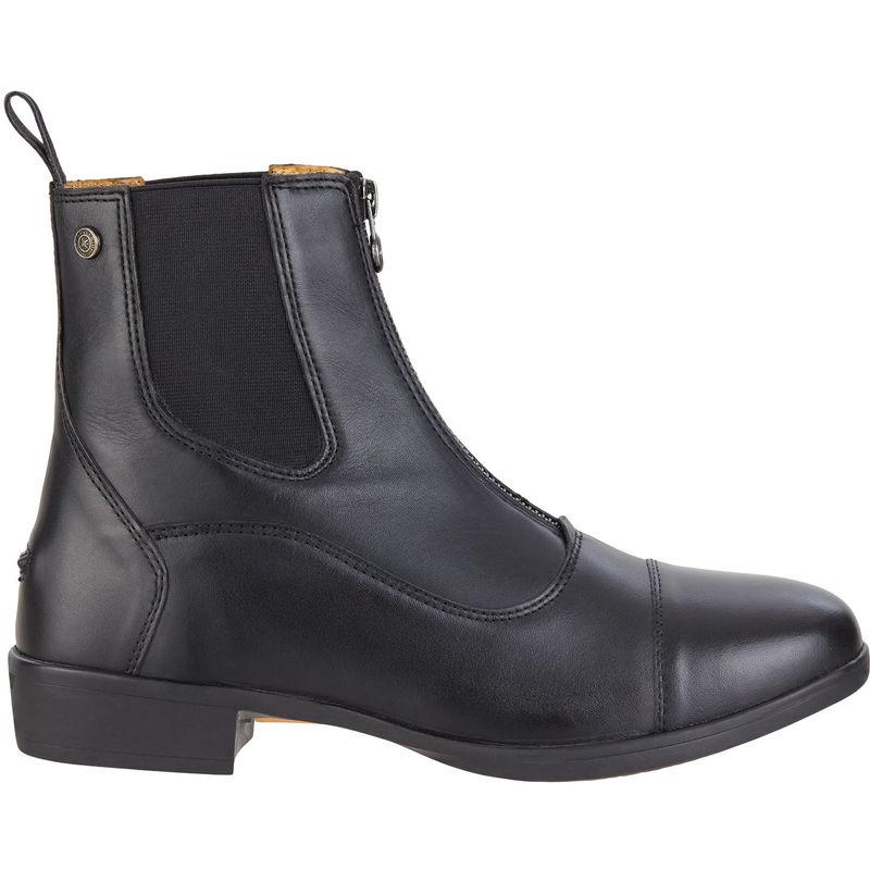 Suedwind Stiefel ADVANCED II Front Zip schwarz