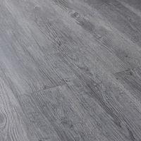 Suelo de vinilo autoadhesivo set ahorro (4m²) roble gris (28 láminas de PVC = 3,92 m²) suelo de diseño estructurado