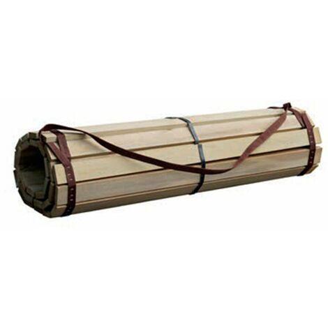 Suelo enrollable exterior pino matea 200x90cm
