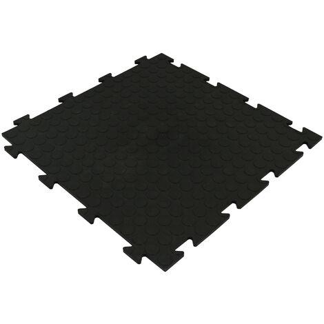 """main image of """"Suelo exterior de caucho de 48,3x48,3 cm. Superficie 0,23m² Colección TENAX – Burbujas"""""""