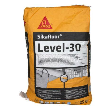 Suelos de SIKA Sikafloor Nivel-30 - 25 kg - Gris
