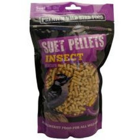Suet To Go Insect Suet Pellets For Birds (550g) (May Vary)