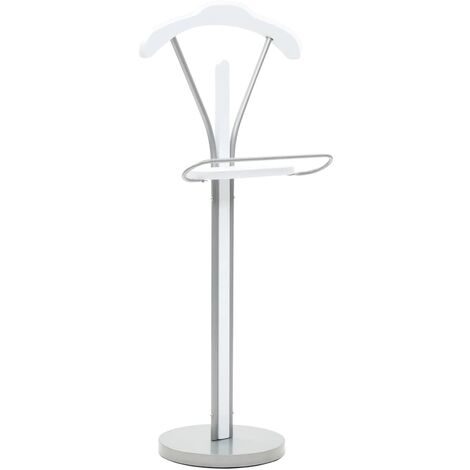 Suit Stand 45x35x107 cm White