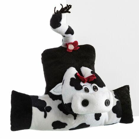 Sujeta puertas de tela y arena, modelo vaca