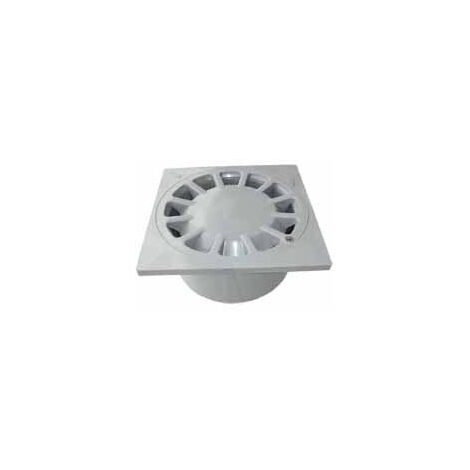 SUMIDERO SIFONICO PVC 25X25 110-90