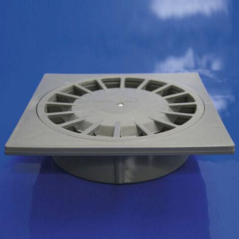 Sumidero Sifónico PVC T-88 25x25 110-90