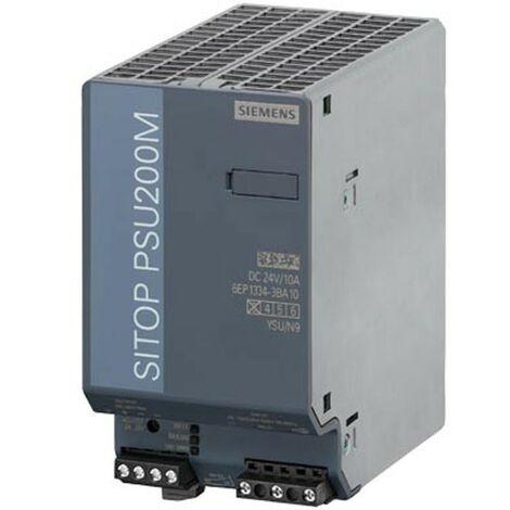 Suministro de energía de Siemens de conmutación SITOP 1/2F24DC 10A 6EP13343BA10