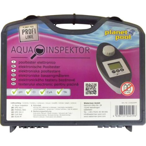 Summer Fun Aqua Inspector