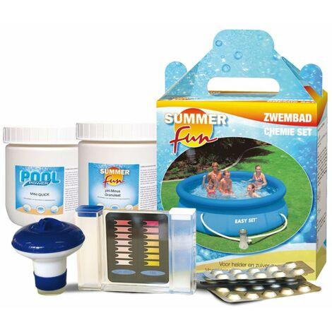 Summer Fun Kit de démarrage pour piscine