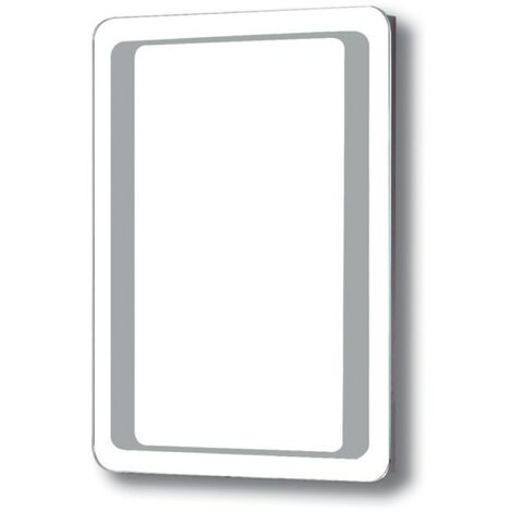 Summit LED Mirror 450mm x 600mm