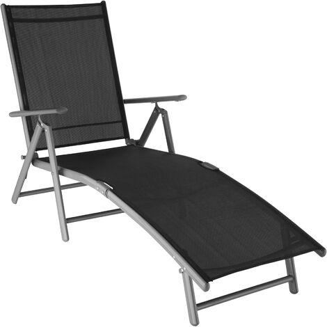 Sun lounger Marisol - garden lounger, garden recliner, reclining sun lounger