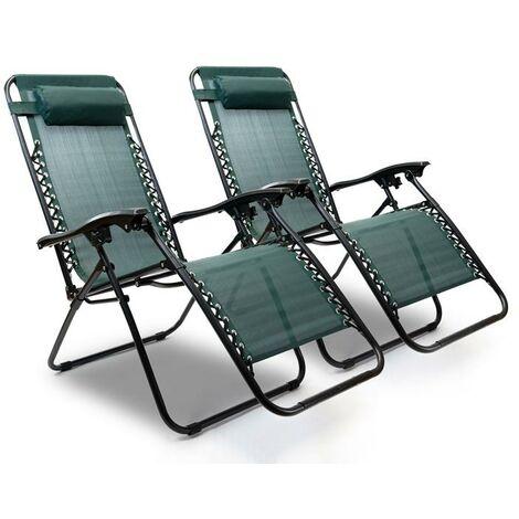 Sun Loungers (Zero Gravity Chairs)