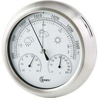 Sunartis THB 367 SS 2-1060 Stazione meteo analogica Previsione per 12 - 24 ore