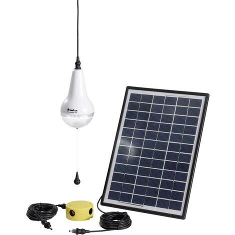 Sundaya Ulitium Lightkit 1 303205 Solar-Set 3.5 Wp mit Lampe, inkl. Anschlusskabel Q97874
