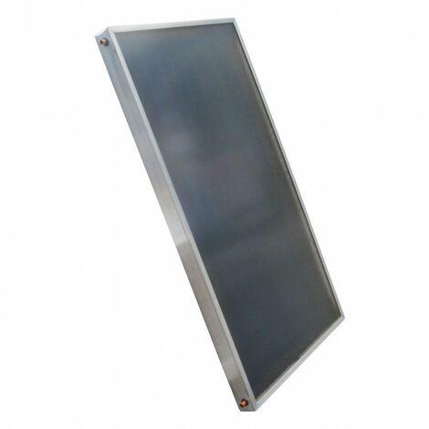 Sunex AMP 2.0 Flachdach Solarpaket Flachkollektoren Solaranalge Warmwasser