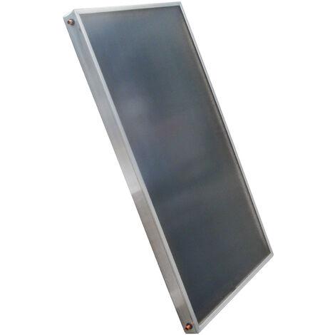 Sunex AMP 2.0 Flachdach Solarpaket Flachkollektoren Solaranalge Warmwasser AMP-FLADA-1