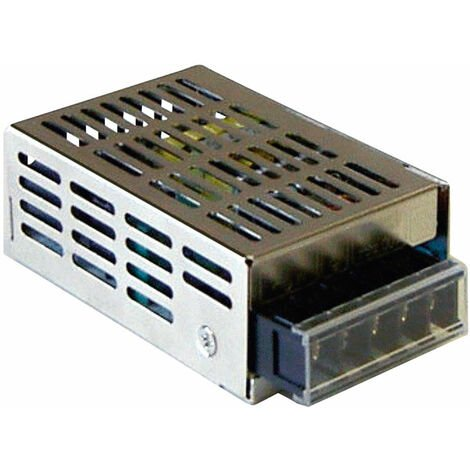 SunPower SPS 025-24 25W Enclosed Power Supply 24VDC 1.1A