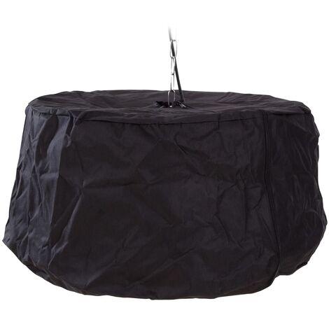 Sunred Cover for Hanging Heater Artix Black - Black