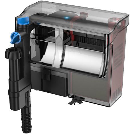 SunSun CBG-500 filtro mochila acuario 500 l/h 38-115L exterior colgante Hang On con UVC 5W