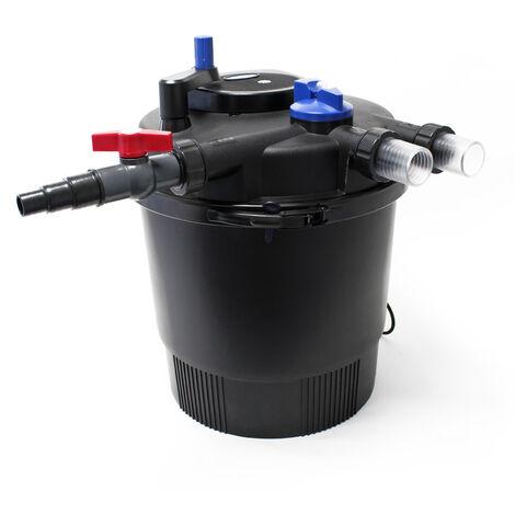 SunSun CPF-20000 Filtre de bassin à pression UVC 36W jusqu'à 40000l