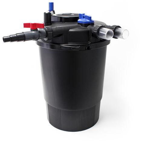 SunSun CPF-30000 Druckteichfilter UVC 55 W 12000 L/h Teich Filter Teichfilter