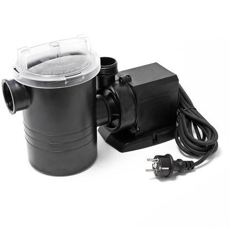 SunSun CPP-10000 Poolpumpe 7500l/h 80W Schwimmbadpumpe Filterpumpe Umwälzpumpe