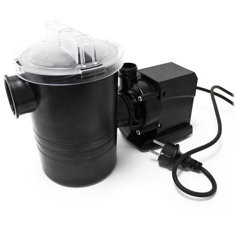 SunSun CPP-7000F Poolpumpe 4500l/h 50W Schwimmbadpumpe Filterpumpe Umwälzpumpe