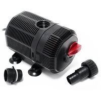 SunSun CQB-2000 SuperECO Pompe de bassin filtre 35W 2300l/h