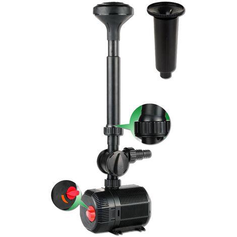 SunSun CQB-2503 Eco Pompe de fontaine pour bassin ou �tang 2700l/h 45W