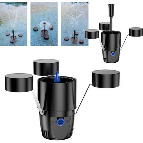 SunSun CSP-250 Teich Schwimm Skimmer Springbrunnen Blättersammler mit Pumpe 2500l/h 55W