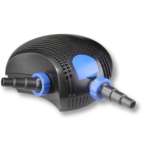 SunSun CTF-10000 SuperEco Bomba de agua para estanque sumergible 10.000l/h 80W