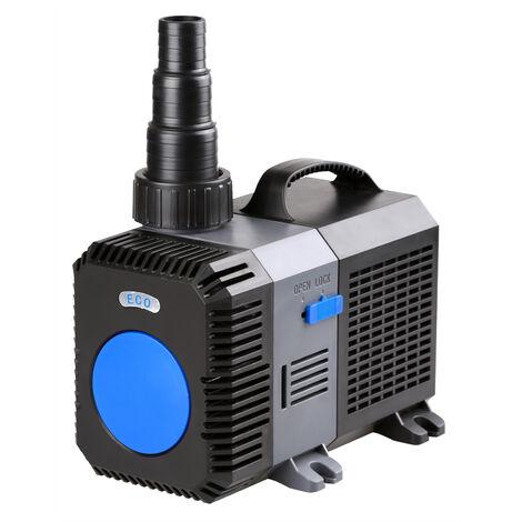 Ctp-6000 aquarium /& étang pompe 40 W ECO moteur 6000 L//H Pompe De Charge pompe