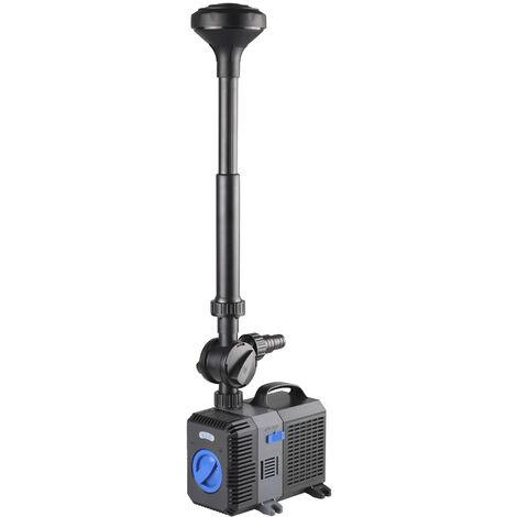 SunSun CTP-3803 SuperEco Pompe réglable pour fontaine 3600l/h 20W