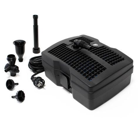 SunSun CUF-5000 3in1 Filter & 3500l Fountain 42W & 9W UV-Clarifier