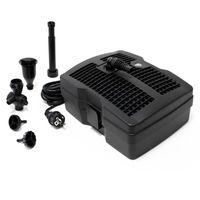 SunSun CUF-6000 3in1 Filter & 2500l/h Fountain 45W & 9W UV-Clarifier