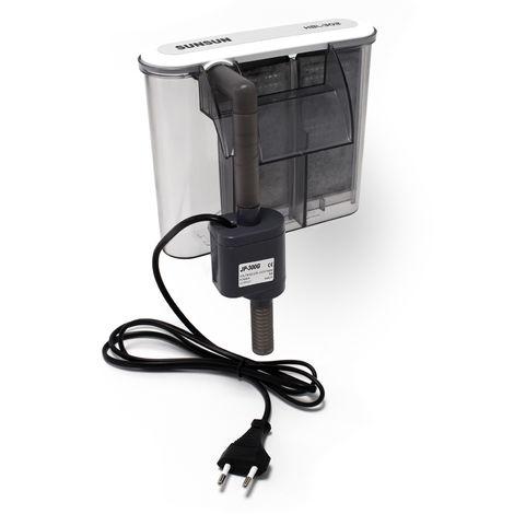 SunSun HBL-302 Hang on Filter Anhängefilter 350 L/h bis 20 L Filter