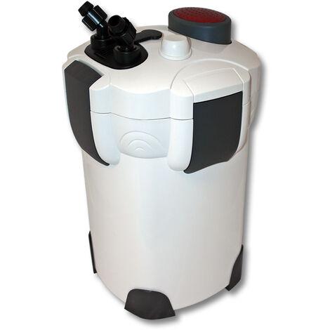 SunSun HW-303 Aquarium bio filtre extérieur 1400l/h 3-Phases Matériaux et Pompe
