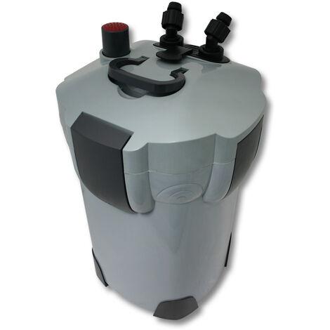 SunSun HW-403A Aquarium bio filtre extérieur 1400l/h 3-Phases Matériaux et Pompe