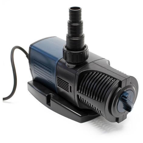 SunSun JTP-10000 SuperEco Bomba para estanques de jardín Bomba para arroyos y fuentes 10000l/h 80W