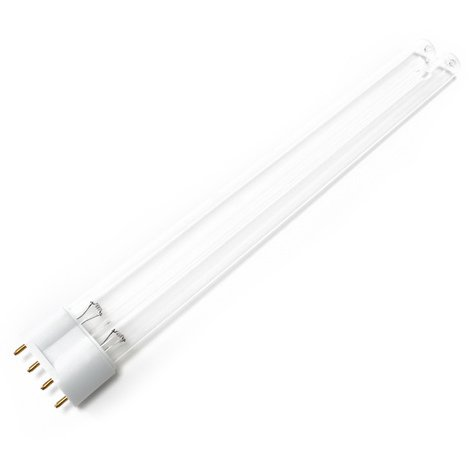 SunSun Pièce détachée CPF-15000 Lampe UVC 18W pour Filtre de bassin à pression