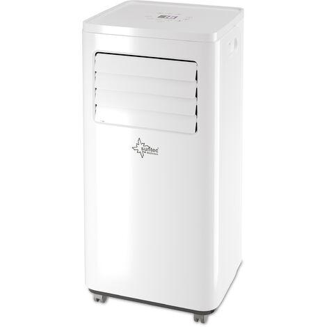 SUNTEC Climatiseur Mobile IMPULS 2.0 Eco R290 - Climatiseur Portable 3 en 1 (2,1 kW) ~60 m³/ 25 m² (7.000 BTU)