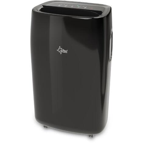 SUNTEC Climatiseur Mobile PROGRESS 12.000 Eco R290, Climatiseur Portable 3 en 1 ( 3,2 kW) ~130 m³/ 60 m² (12.000 BTU) [Classe énergétique A]
