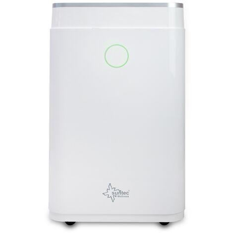 """main image of """"SUNTEC déshumidificateur DryFix 20 Design [pour des pièces jusqu'à 150 m³ (~65 m²), capacité de déshumidification=20l/jour, purification d'air, utilisable pour sécher les linges, 370 watts]"""""""