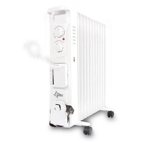 SUNTEC Radiateur à huile avec fonction humidificateur Heat Safe 2500 humid
