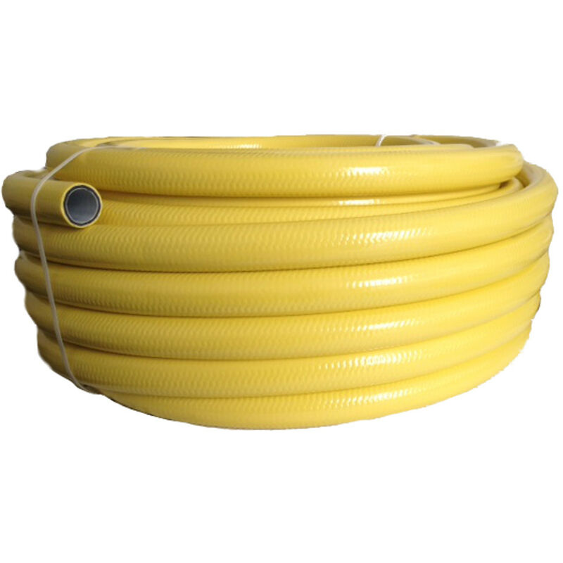 "NTS-Trikot-Gewebe 1/"" 25 m Gartenschlauch Wasser Schlauch 25mm 2,20€  // 1 m"