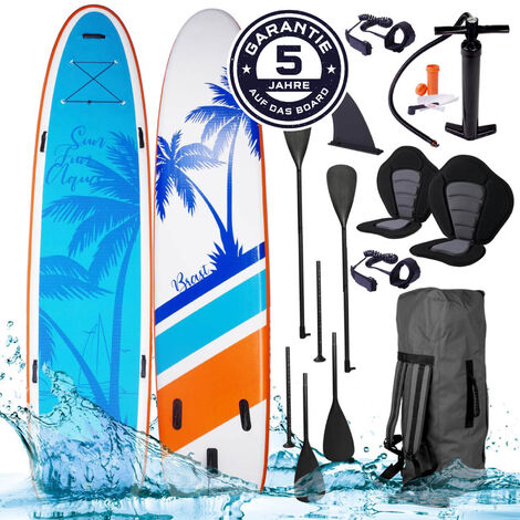 SUP Board aufblasbar FAMILY 370