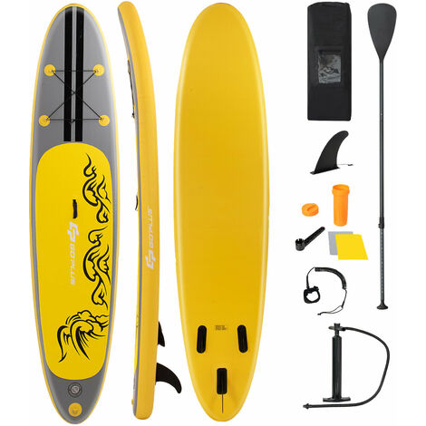 Sup Board Stand Up Inflatable Hinchable Tablas Paddle Board Tablero 335x76x15cm